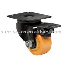 caster,A10,Polypropylene,Double ball bearing