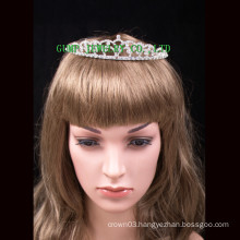 Hot sale wedding tiaras with glass stone