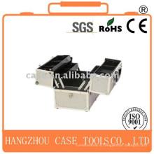 Алюминиевые косметические случае инструмент box
