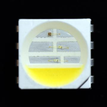 5050 RGBW SMD LED med Epistar Chip