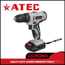 Atec China Lieferanten 1300mAh 10mm Handbohrmaschine Cordless (AT7514)