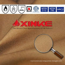 100%Cotton woven twill Flame Retardant Canvas Fabric