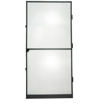 Aluminum Insect screen door for interior door