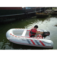 rib360A bateau de fibre de verre