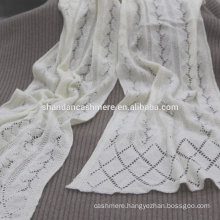 hot sale fashion eyelet knitting multipurpose winter wool scarf scarf and shawl 2016