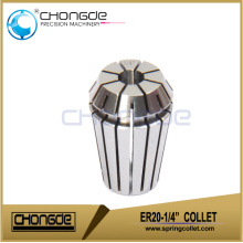 "ER20 1/4 ""Ultra Precision ER Collet"