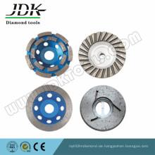 Aluminium Diamant Schleifteller Rad Granit