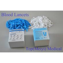 Blood Lancets Twist Lancettes