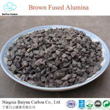 sand blasting aluminium oxide for Abrasive/refractory/polishing brown fused alumina