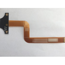 4-lager Rigid-Flex PCB ENIG 1.6mm + 0.2mm