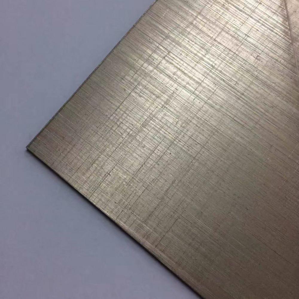 Aluminum Plate for Satellite