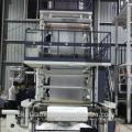 Máquina que sopla de la película plástica de la coextrusión de la sola capa del LDPE / del HDPE para el bolso de basura