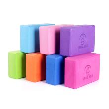 Yugland customized logo eco friendly eva foam yoga block for fitness