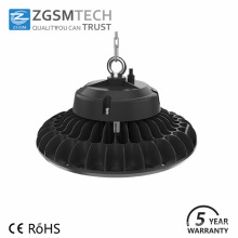 Ring Mounted 100W UFO High Bay Light Dimmable CE RoHS