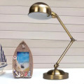 NEW Vintage Bronze LED Table Reading Lamp