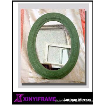 Cheap hotel antique mirror vanity mirror used for wash basin mirror