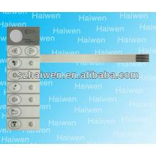 Fabricante del interruptor de membrana, fabricante