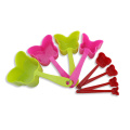 Plastic Measuring Cup and Spoon set of 8pcs