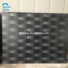 heißer Verkauf & hochwertige dekorative Siebdruck Glastrennwand
