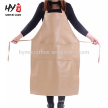 Waterproof PU material hang neck apron
