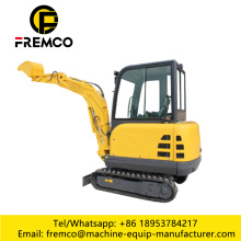 High Performance Cost Small Excavator