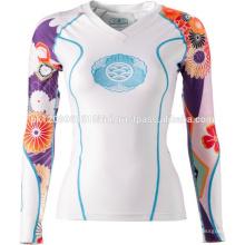 UV Protection Rash Guard for Men Sun & Swim Shirt Swim Suit Surf Suit Diving Suit