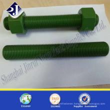 Full Thread Green XYLANE 1224 Stud Bolt