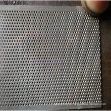Malha de metal micro-perfurada de aço inoxidável