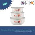 Pure color enamel bowl different sizes/ hookah bowl