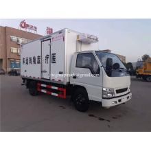 JMC 4x2 medical waste transfer vehicle