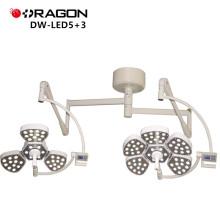 Lámpara de operación sin sombras de cirugía de exploración móvil Led Led