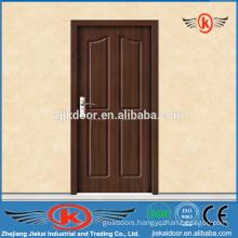JK-P90432014 hot interior PVC/MDF bedroom door