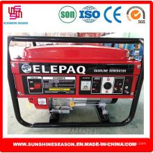 Générateur d'essence de marque Elepaq (EC3000CX) pour l'alimentation électrique du domicile