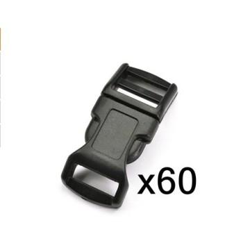 boucle en plastique avec clé pour menottes