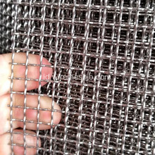 Galvanized Cripmed Wire Grid