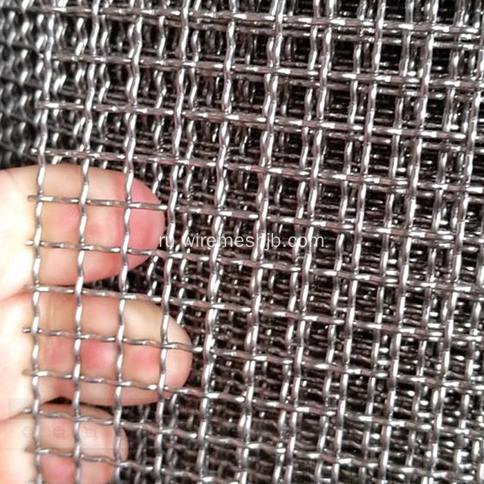 Galvanized+Cripmed+Wire+Grid