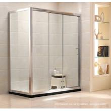 Санитарная Простая Простая Закаленная Стеклянная Душевая комната (G21)