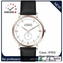 Japan Movement Watch Unisex Customizable Leather Men Wrist Watch (DC-342)