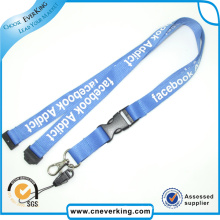 Cheap Olympic Neck Customized Polyester Lanyard