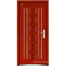 Стальные деревянные двери (LT-317)