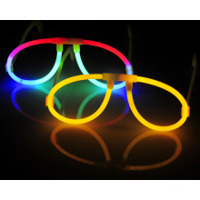 Colorful Plastic Glow Glasses Party Decoration Glow Eyeglasses