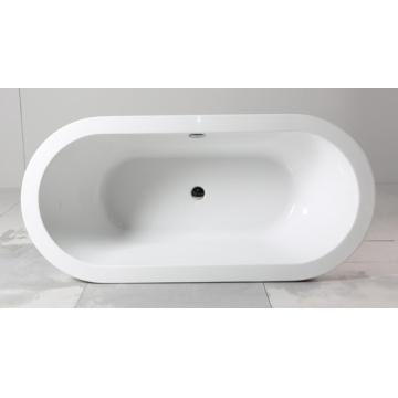 Belle baignoire autonome en acrylique pour usage intérieur