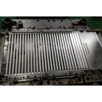 Carimbo de ar condicionado automático morre