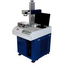 Copper Laser Marking Machine/Laser Marking Machine for Logo Engraving on Copper