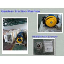 Tipo de máquina de tracción velocidad 1.75m / s elevador de ascensor residencial