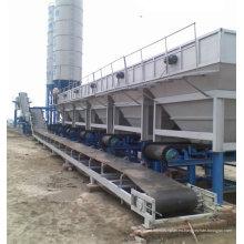 DWBS 500 Medición eléctrica Modular Mixing Plant Machinery