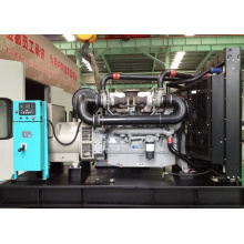 600kVA Perkin Generator Set Without Soundproof Canopy Enclosure