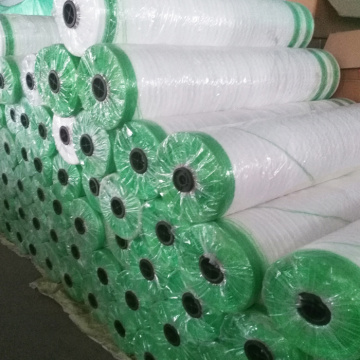 HDPE recyclable plastic woven netting