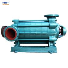 Para aumentar la bomba multietapa de presión de agua