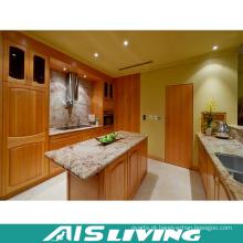 Mobília do armário da cozinha do folheado da melamina do abanador (AIS-K373)